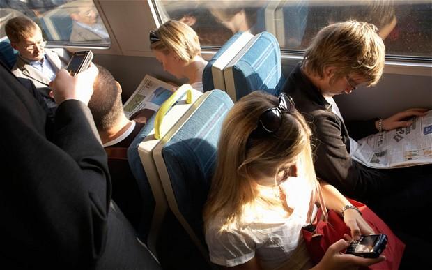Train mobile