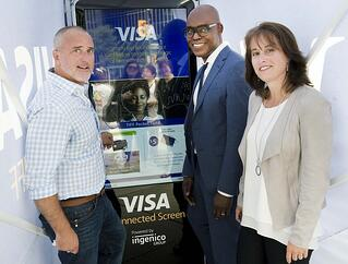 Ingenico Group Canada and Visa partnered at TIFF