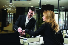 hotels and front desk