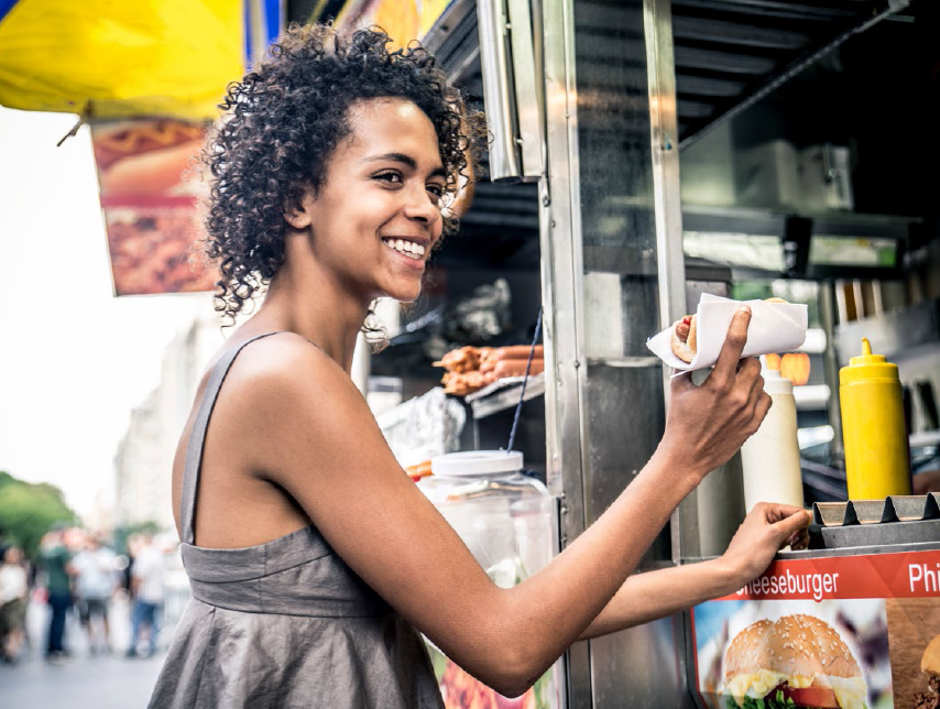 Food Trucks & Pop-Up Locations