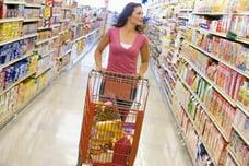 Retail shopping environment