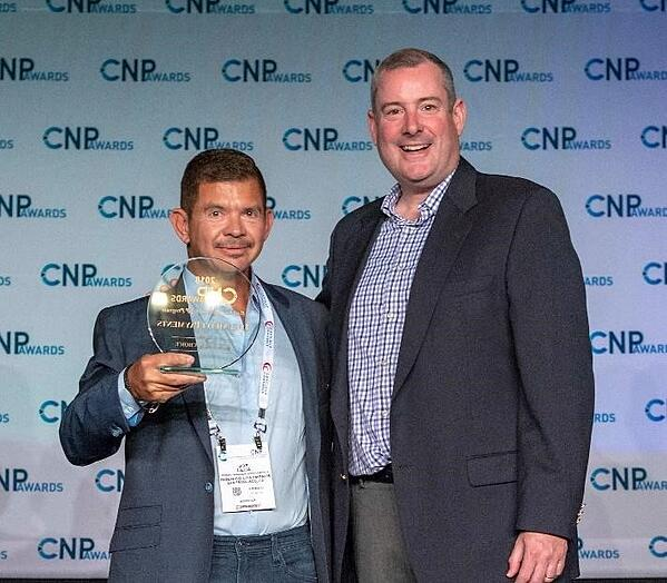Ingenico ePayments at CNP Awards