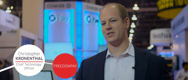 Christopher Kronenthal, CTO, FreedomPay