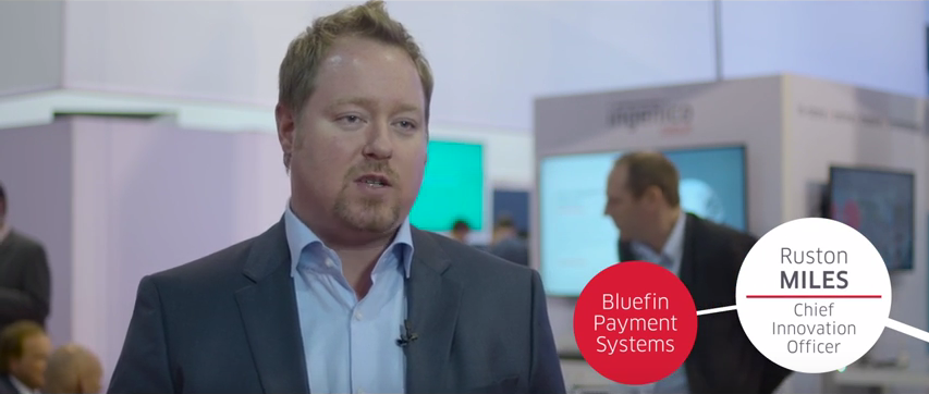 Ruston Miles, CIO, Bluefin Payment Systems