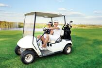 Golf Carts & Pro Shop