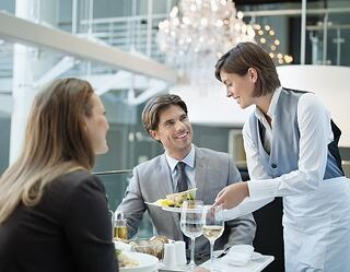 Improved Efficiencies: Every table turns matters