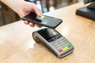 The Move to Mobile: Enabling customers to pay with phones