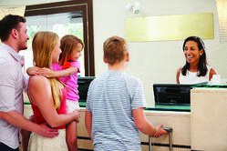 Improve Guest Experience: Line busting and remote check-in