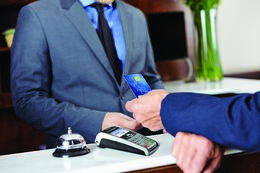 Reimagine the Front Desk: Save space and additional cost