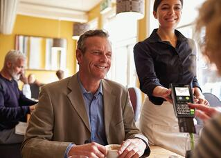 Secure Your Restaurant Business With PayattheTable - Pay at the table restaurant