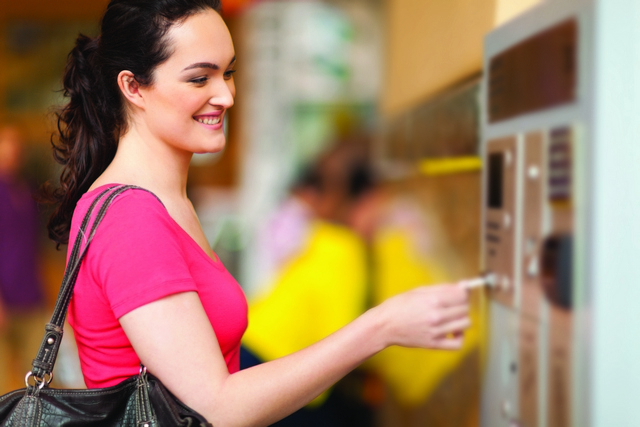 Self-Service Ordering & Checkout